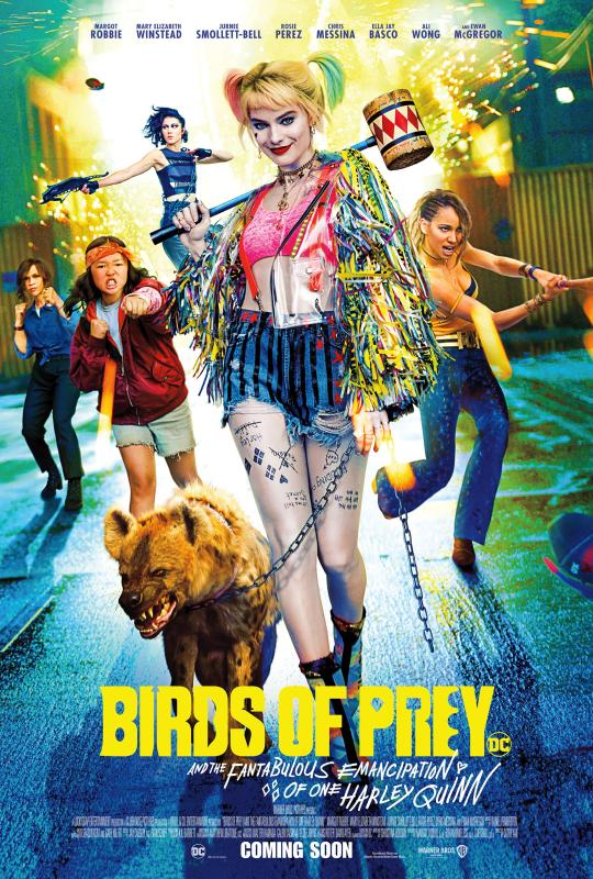 birds-of-prey-the-emancipation-of-harley-quinn-mit-margot-robbie-mary-elizabeth-winstead-rosie-perez-jurnee-smollett-bell-und-ella-jay-basco